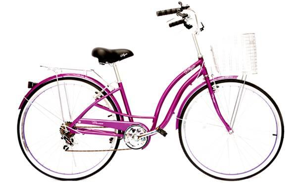 NEW Shimano 7speed Womens Hybrid  Beach Cruiser Bike SALE - $229