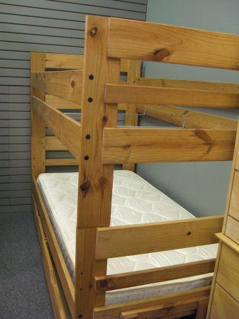 New Solid Wood Bunk Bed Durango For Sale In Farmington New Mexico Classified Americanlisted Com
