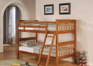 NEW Solid Wood Bunk Beds!! - $245 (Mt. Pleasant)