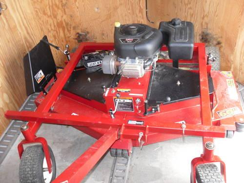 New Swisher Trailmower 44 Quot 11 5 Hp Atv Tractor Tow Behind