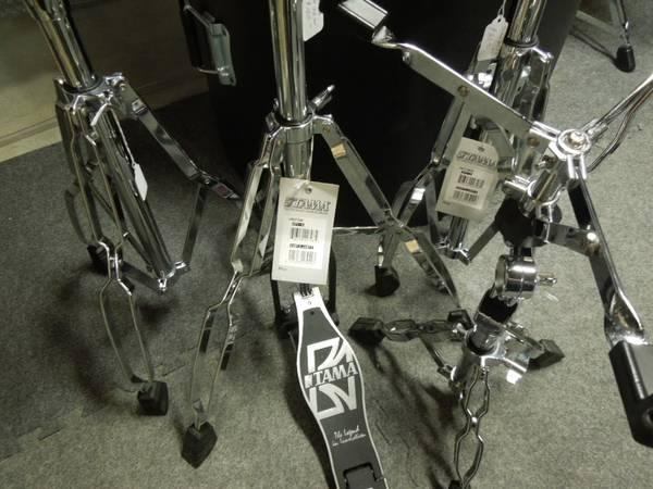 New TAMA Road Pro Drum set Stands snare hi-hat cymbal boom - $220