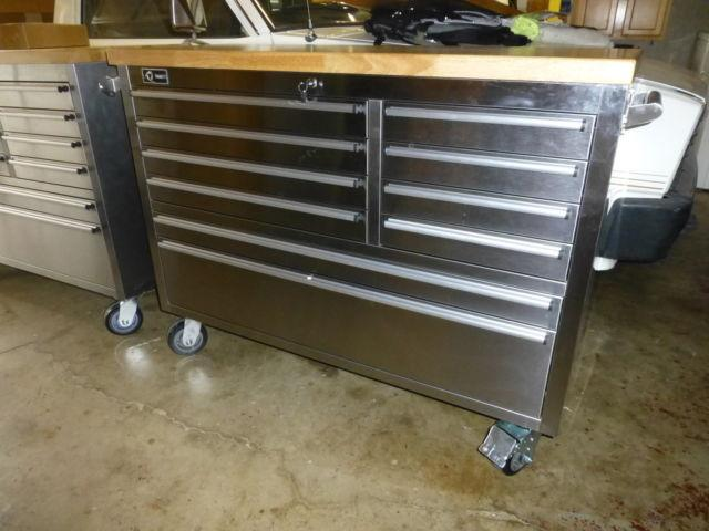 New Tool Box - Stainless - High Quality