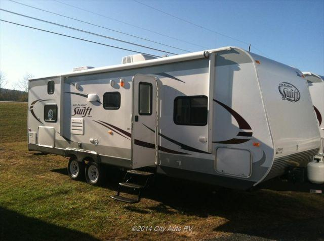 Unique Used2012 Jayco SWIFT Travel Trailer For Sale