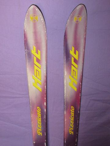 new & used downhill skis Hart Dynastar