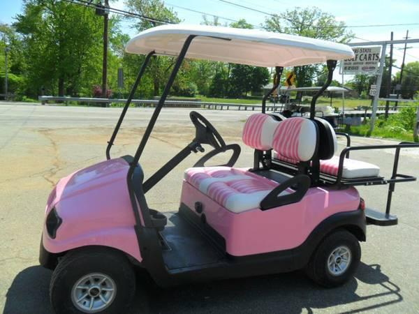 New used gas electric golf carts and utv sales and for Motorized carts for sale