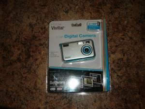 NEW Vivitar digital Camera - $15 (Holly)