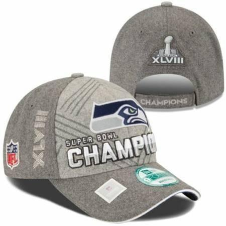 NEW w/Tags SEATTLE SEAHAWKS SUPER BOWL HAT