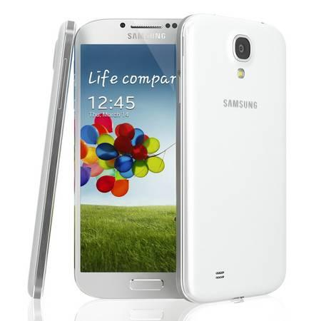 New white Samsung galaxy s4 - $325