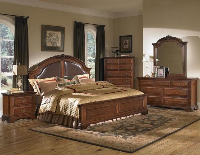NEW Windsor KING Bedroom SET