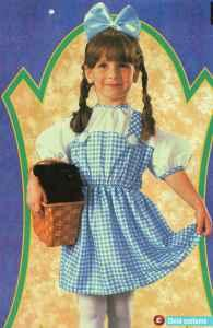 New WIZARD OF OZ Dorothy and Glinda Costumes - $10 Council Bluffs