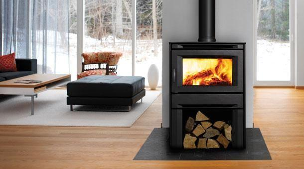 new wood stove contemporary design regency cs 1200 with wood holder rh cedarfalls wa americanlisted com