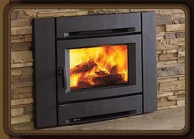 NEW WOOD STOVE INSERT Modern Design Regency CI 1250 FREE