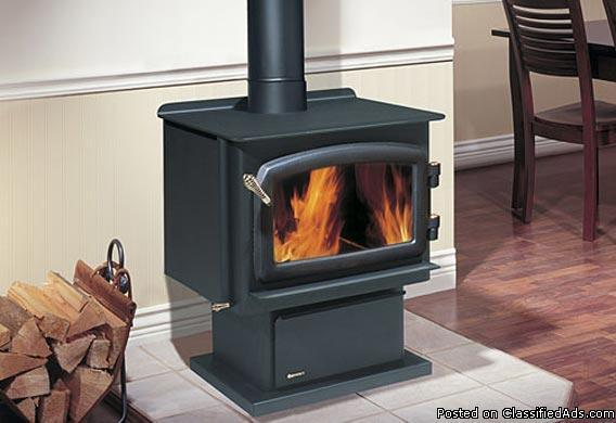 New Wood Stove Regency F3100 Large 80 000 Btu 3000 Sq Ft