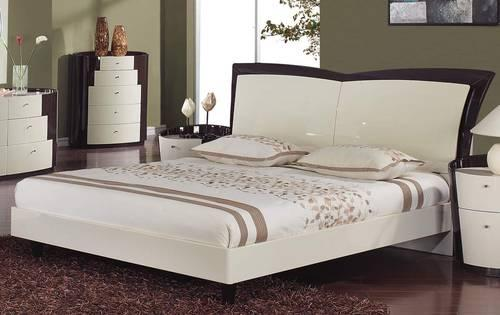 New York Beige Wenge Finish Queen Size 5pc Bedroom Set For Sale In Brooklyn New York Classified