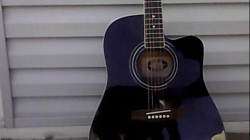 New York Pro Acoustic Guitar : new york pro black acoustic guitar broadalbin ny for sale in albany new york classified ~ Vivirlamusica.com Haus und Dekorationen