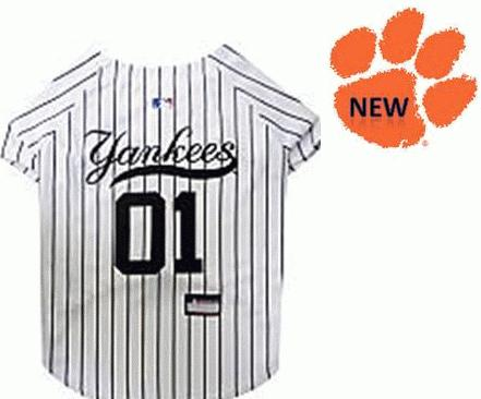 finest selection 34575 664b7 NEW YORK YANKEES DOG JERSEY