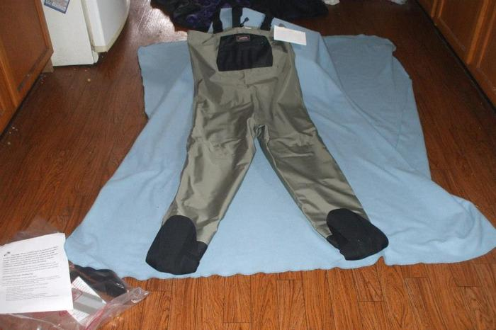 New Youth Promo Fly Fishing Waders Extra Large