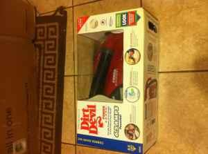 NEW!! Dirt Devil M08245X Power Reach $25 - $25 (HOUSTON (MONTROSE 77006))