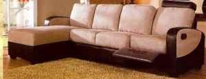Sectional sofa with recliners and chaise for Liquidation chaise
