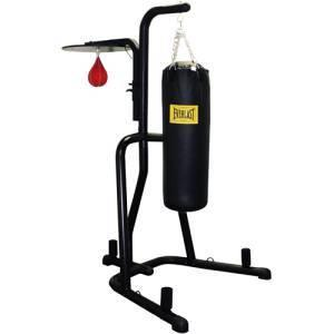 Newer Punching Heavy Bag And Speed Bag W Stand Price