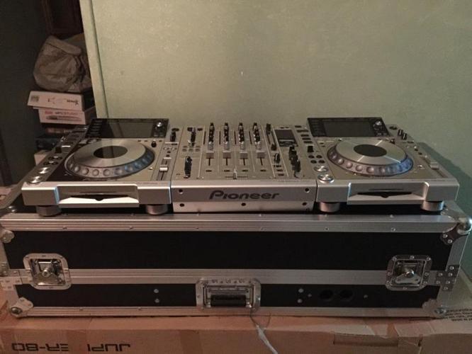 newpioneer svm1000 dj mixer pioneer dj mixing board pioneer dj gear svm1000 for sale in almyra. Black Bedroom Furniture Sets. Home Design Ideas