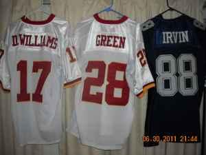 b50d7f9af NFL   NBA Jerseys - (Merced) for Sale in Merced