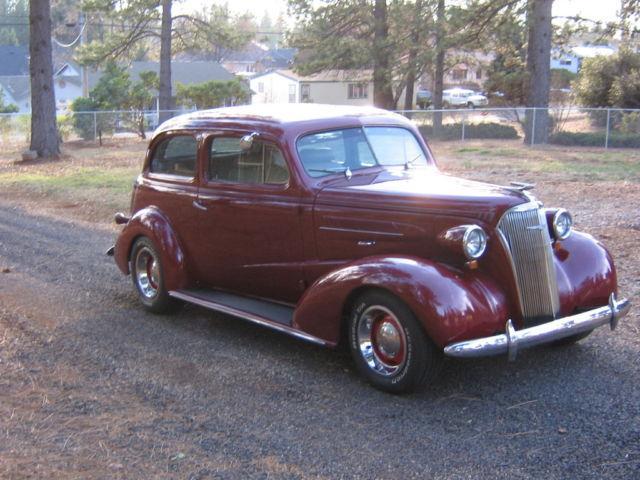 Nice 1937 Chevy 2 Door Sedan For Sale In Sacramento