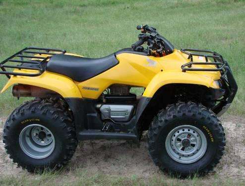 NICE 2007 Honda Recon 250 ATV, runs great!