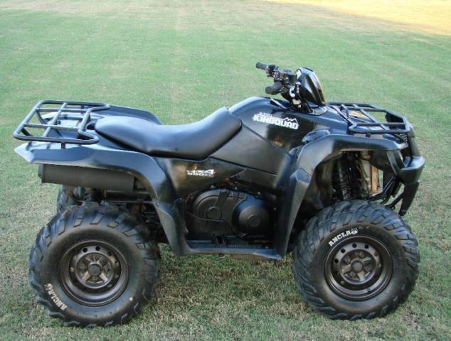 Quad X Parts For Suzuki King Quad  Efi