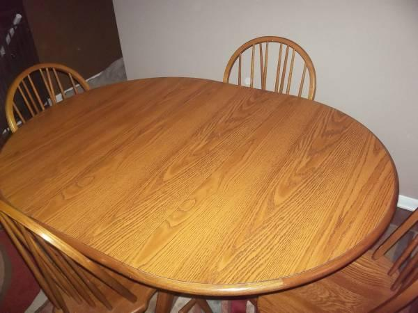Nice Dining Room Table For Sale In Rochester Minnesota