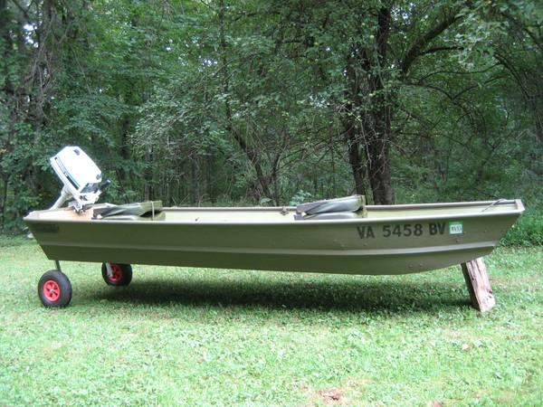 Nice Jon Boat - $750