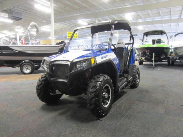 NICE Polaris RZR 800 EPS LE With Only 1,026 MIles! for Sale