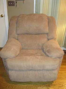 Nice Recliner Chairs From Schewels Furniture 1 Yr Old