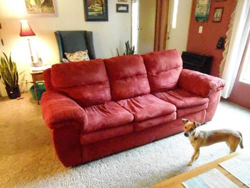 microfiber couch for sale in Florida Classifieds & Buy and ...