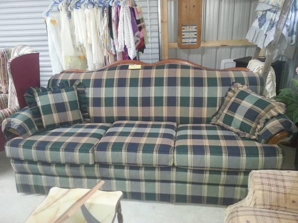 NICE SOFAS IN STOCK AT JANS USED FURNITURE STORE