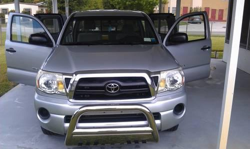 nice toyota tacoma access cab for sale or trade for sale in fort pierce florida classified. Black Bedroom Furniture Sets. Home Design Ideas