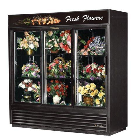 NICE True Brand 3-Door Sliding Case Commercial Refrigerator $3299