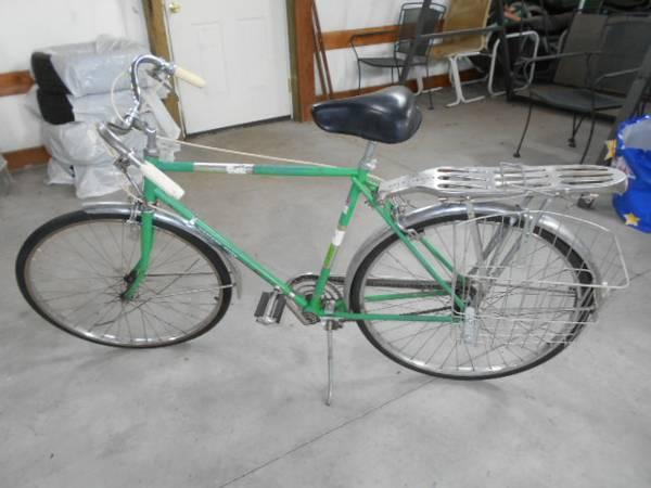 Nice Vintage Western Flyer Men's Bike $70 obo