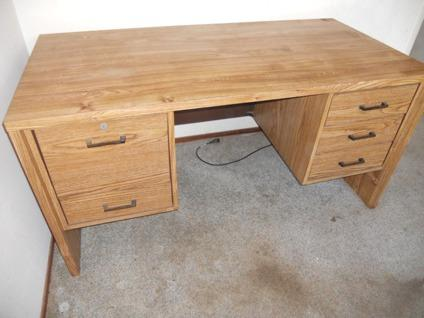 Nice Wood Desk