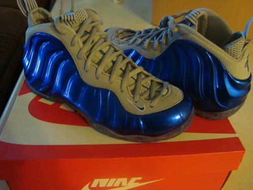 5f6f8be210f NIKE AIR FOAMPOSITES SIZE 9.5 for Sale in Fairfield
