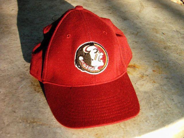 Nike Florida State Seminoles   FSU   Swoosh FITTED HAT 7 3 4 for ... e4a1e75485c