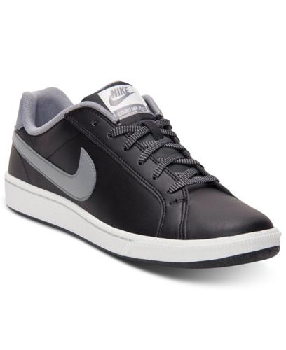 Nike Men's Court Majestic Casual Sneakers from Finish
