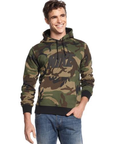 nike sweatshirt camo print hoodie for sale in denver. Black Bedroom Furniture Sets. Home Design Ideas