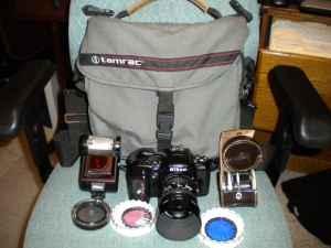 Nikon 6006 Camera, Bag  Accessories - $175 Eugene