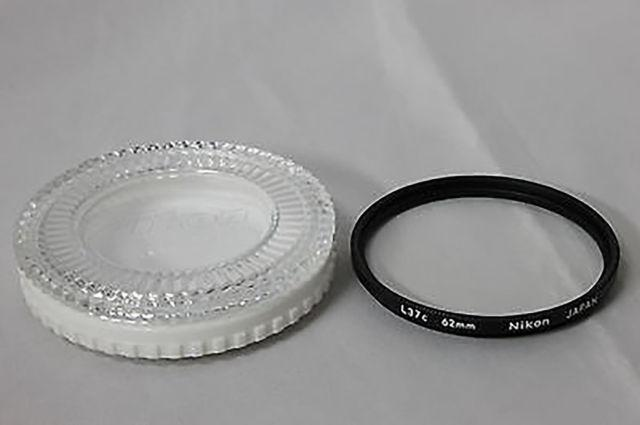 Nikon 62mm L37c Filter.