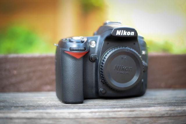 Nikon D90 and Accessories
