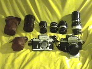 Nikon F Photomic - 35mm - $350 Weirsdale, Fl.