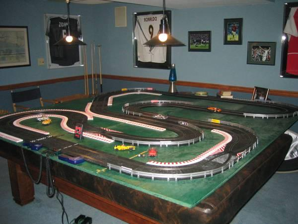 NINCO 132 Analog Slot Car Track Set - $350