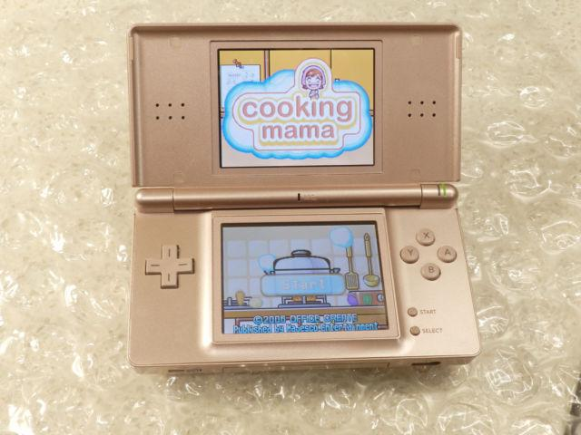 Nintendo DS Lite + 10 DS games + Carrying Purse