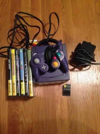 Nintendo Gamecube for sale - $75